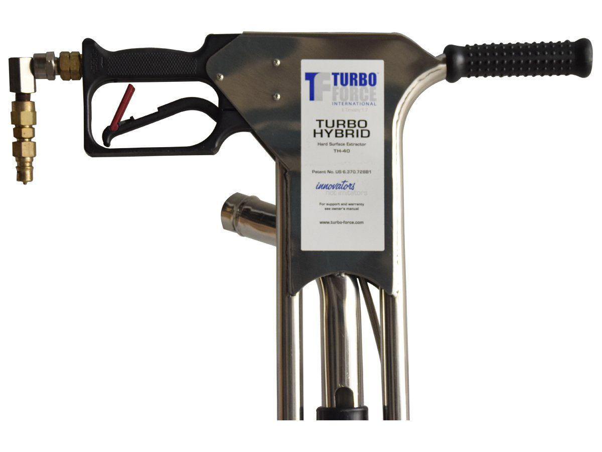Lavadora de Superfície (30cm) Turbo Hybrid TH40 - COLAR