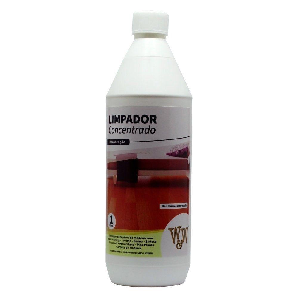 Limpador Concentrado Para Pisos de Madeira - 1L  - COLAR