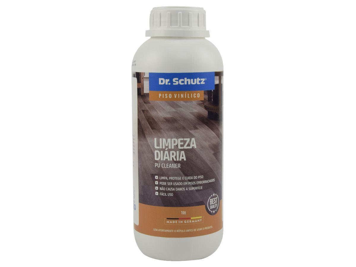 Limpeza Diária para Piso Vinílico Dr. Schutz - 1 Litro   - COLAR