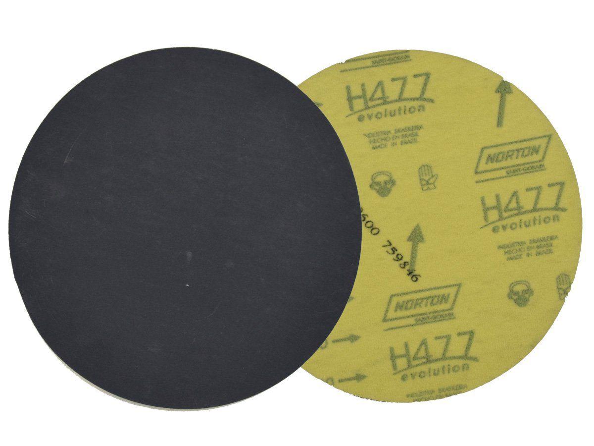 Lixa Brilho Com Velcro a Seco H477 - Norton  - COLAR