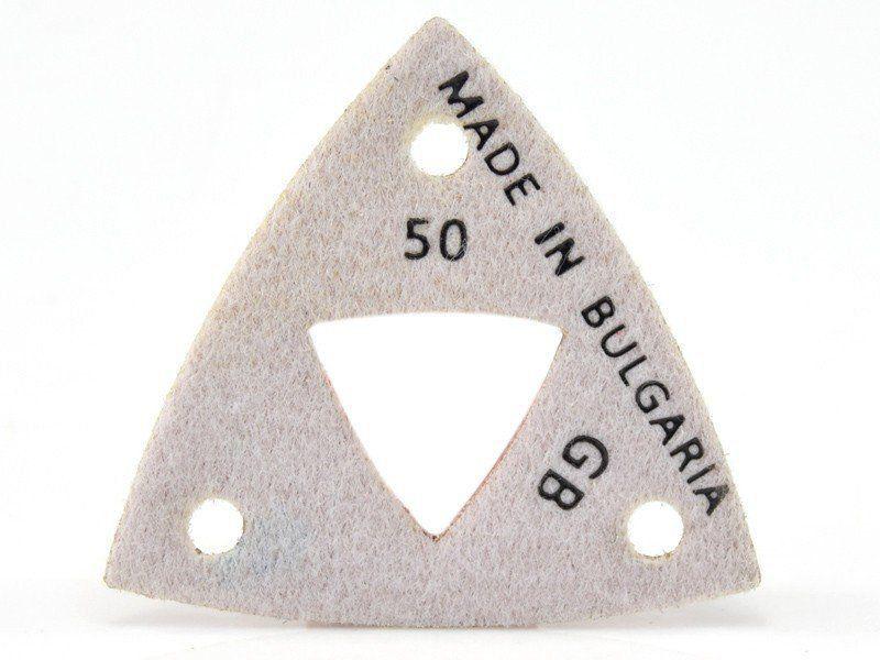 Lixa Triangular Eletrolítica