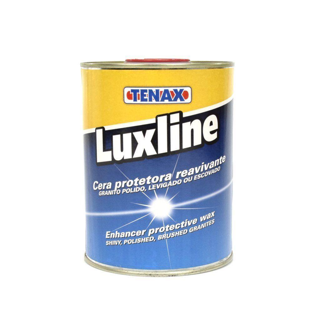 Luxline 1L Cera em Pasta Protetora e Revitalizante - Tenax   - COLAR