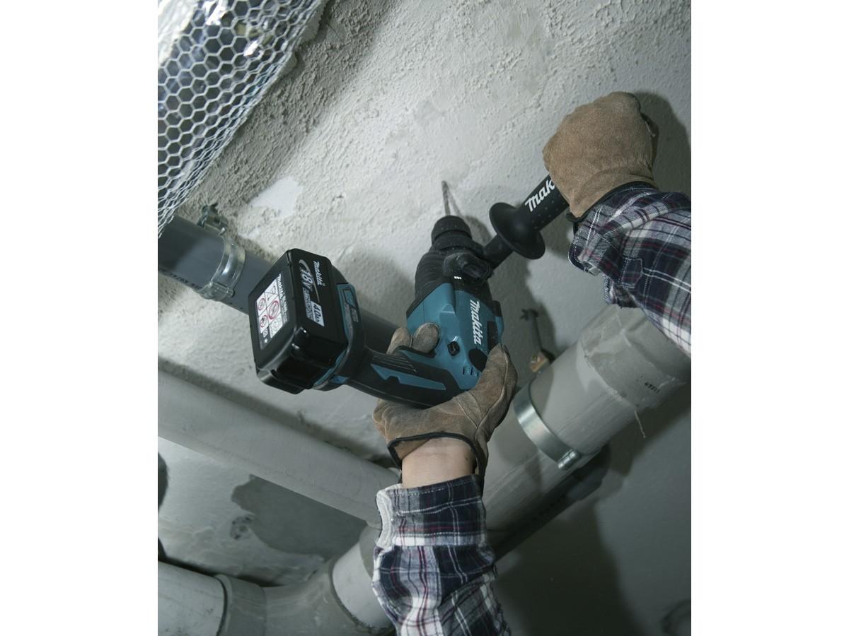 Martelete Rotativo Rompedor a Bateria DHR165RFE - Makita  - COLAR