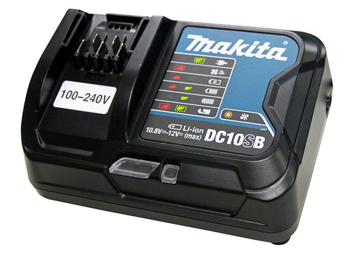 Martelete Rotativo Rompedor a Bateria HR166DSAJ-P 12V MAKITA  - COLAR