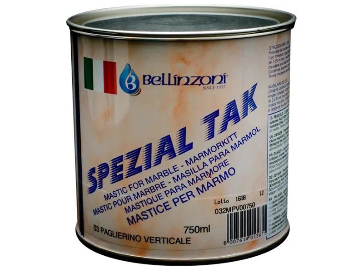 Massa Plástica Mastique Especial Tak - Bellinzoni