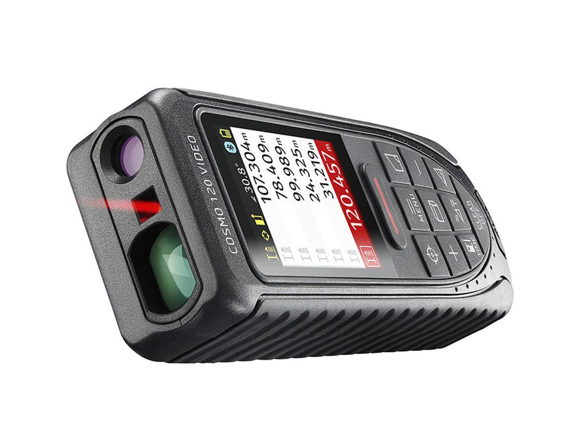 Medidor de Distância a Laser Ada - COSMO 120 VIDEO  - COLAR