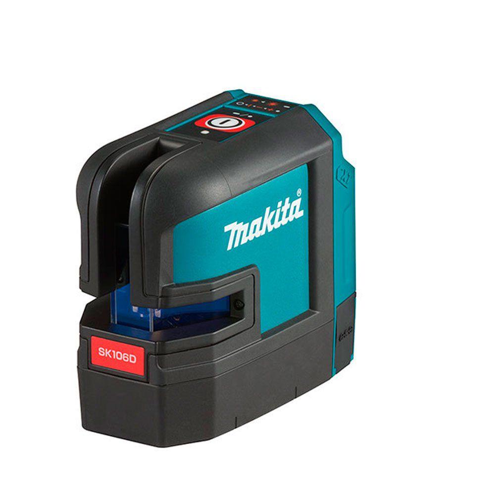 Nível a Laser a bateria SK106DZ Makita  - COLAR