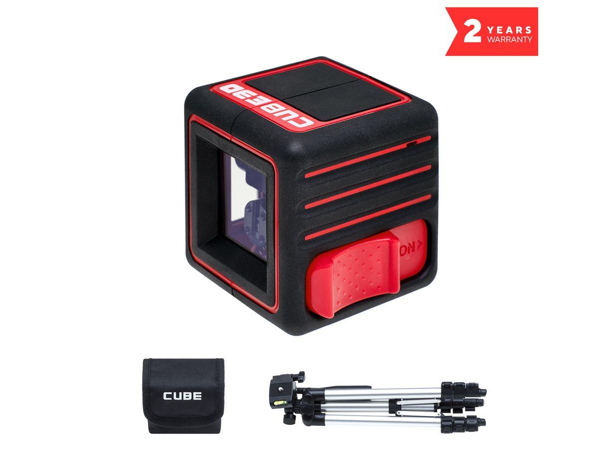 Nível a Laser Profissional Ada Cube 3D   - COLAR