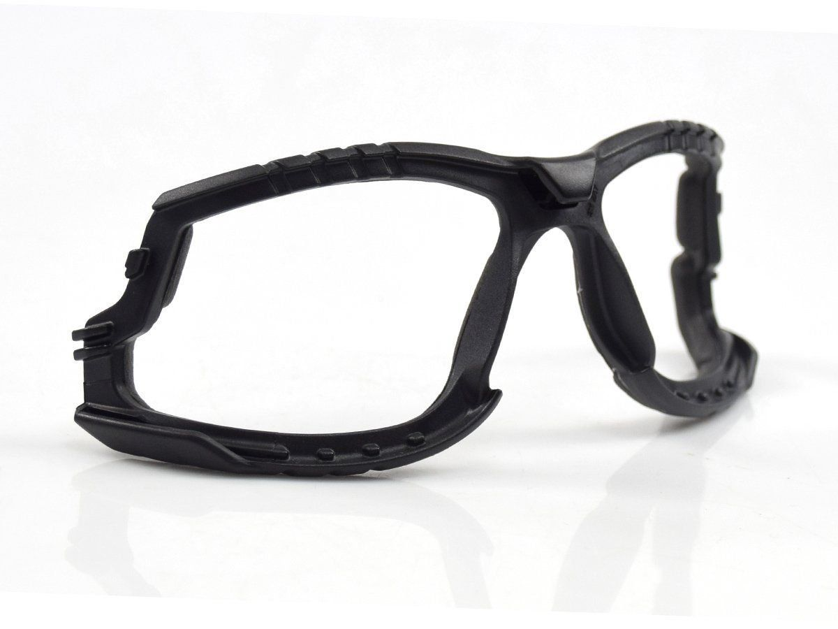 693d3185b01b4 ... Óculos de Segurança 3M™ Kit Solus 1000 Transparente com tira elástica e  espuma de vedação ...