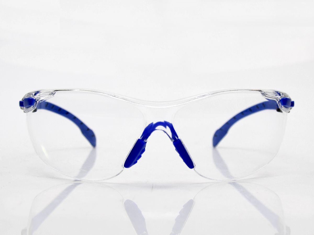 Óculos de Segurança 3M Solus 1000 Incolor