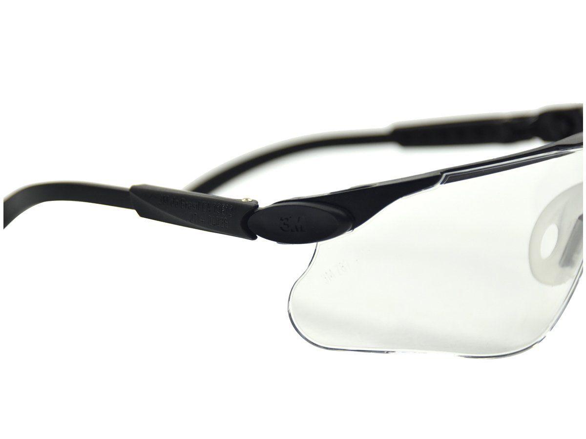 96310e9bb3048 Colar.com - Óculos de Segurança Maxim Transparente - 3M