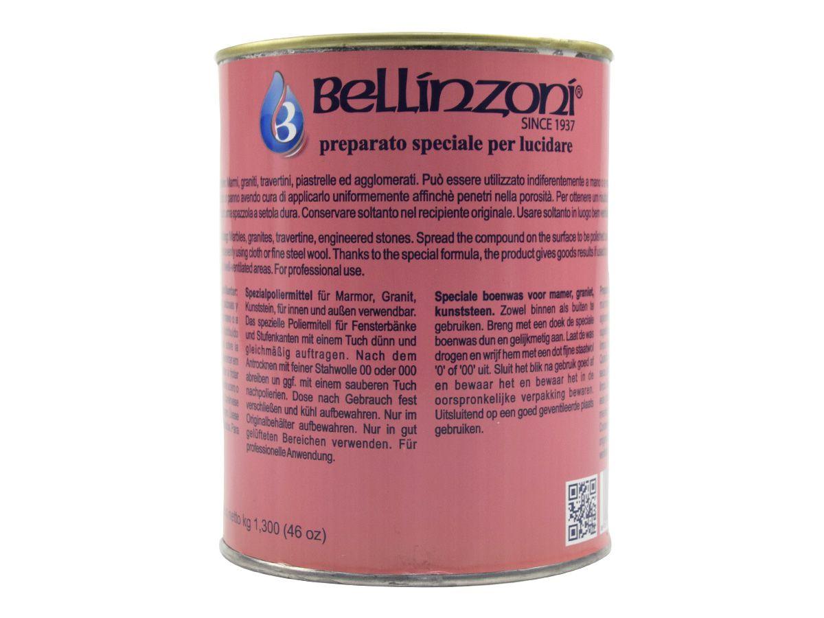 Pasta Para Polimento  - Bellinzoni  - COLAR
