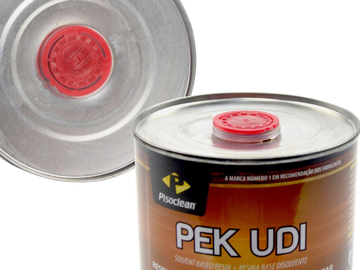 Pek Udi - Pisoclean - Resina para revestimentos  - COLAR