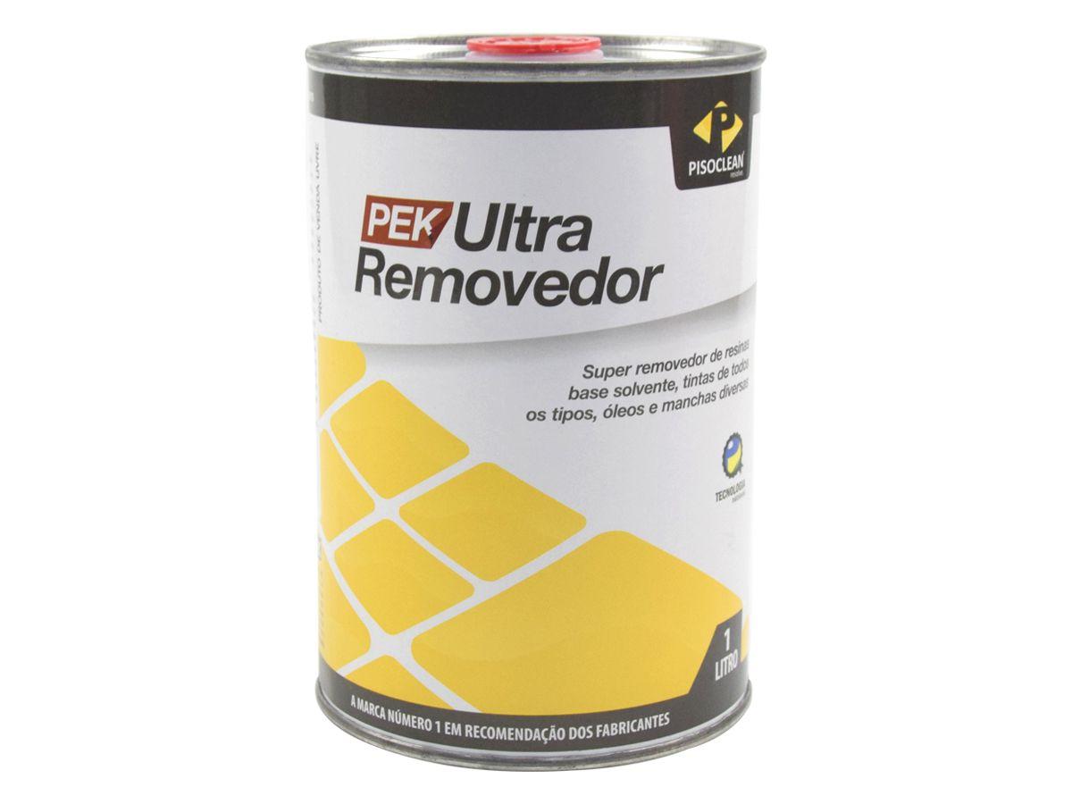 Pek Ultra Removedor De Resinas 1L  - COLAR