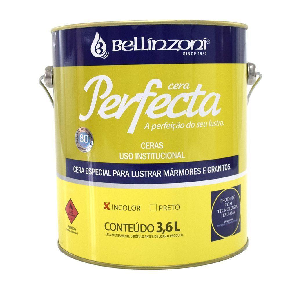 Perfecta Cera  3,60 kg - Bellinzoni  - COLAR
