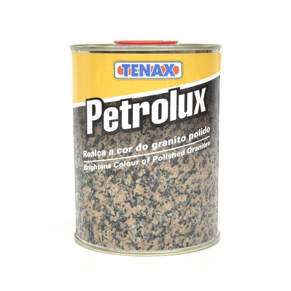 Petrolux 1L Impermeabilizante, Intensifica a Cor e Corrigi Micro-Fissuras - Tenax  - COLAR