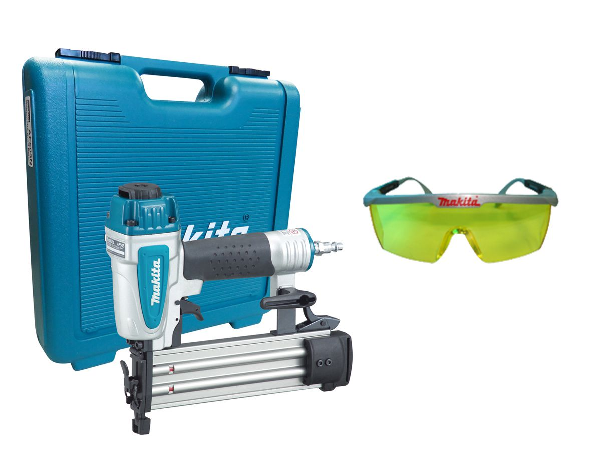 Pinador Pneumático Makita AF505N-P - Grátis Óculos de Proteção   - COLAR