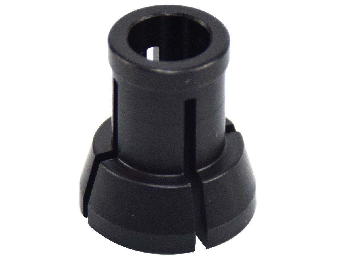 Pinça 1/4 polegada (6,35 mm)  763637-1 para Tupia RP0900 / RT0700C - Makita  - COLAR