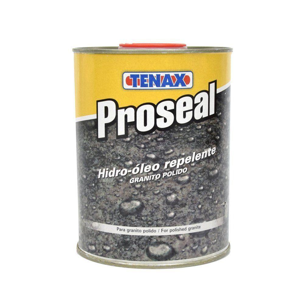 """Proseal 1L Impermeabilizante Para Mármore e Granito """"Efeito Natural"""" - Tenax  - COLAR"""