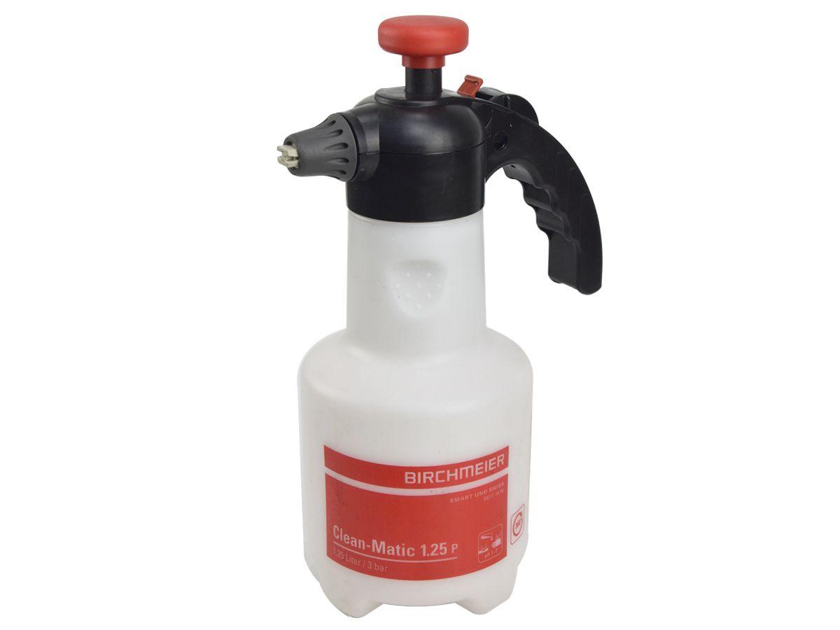 Pulverizador Clean Matic 1,25 P Viton Vermelho Acido  - COLAR