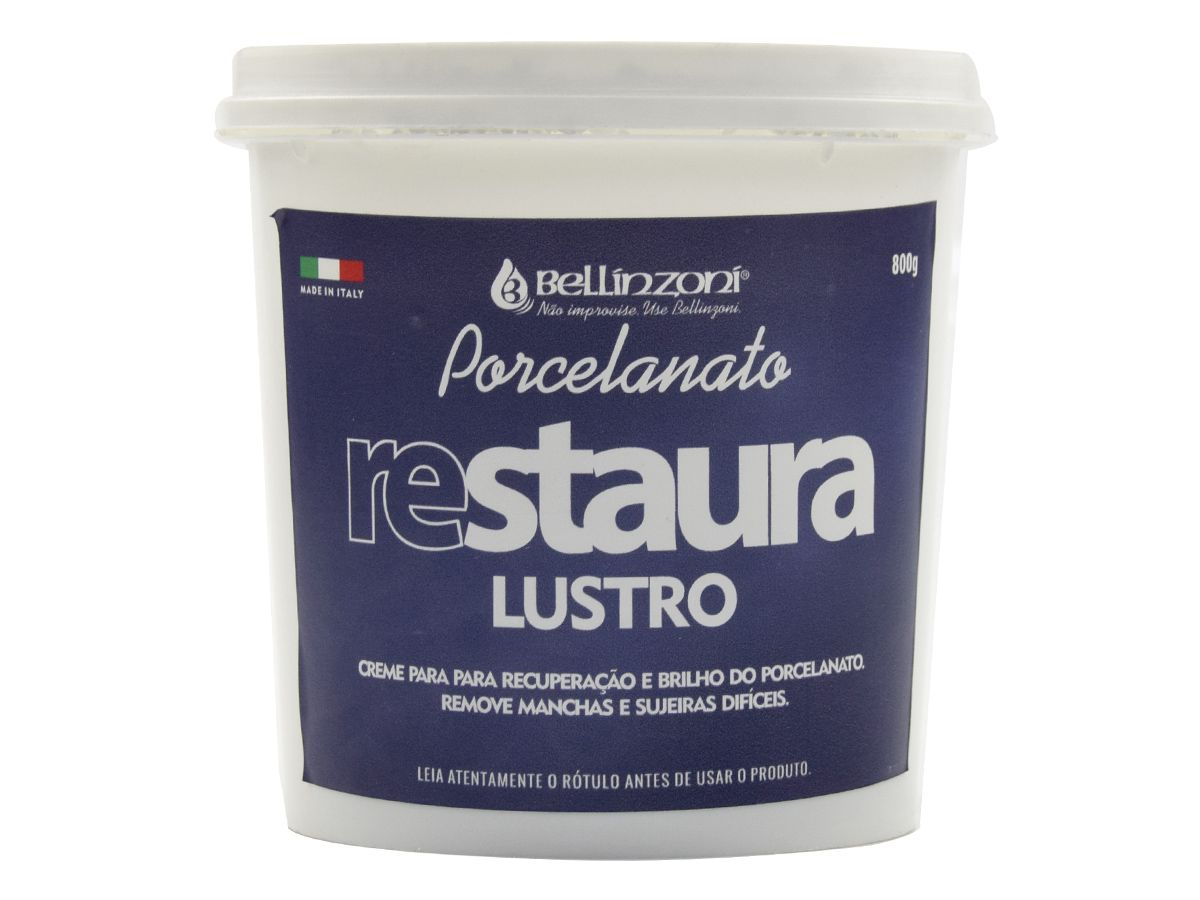 Restaura Lustro para Porcelanato Bellinzoní   - COLAR