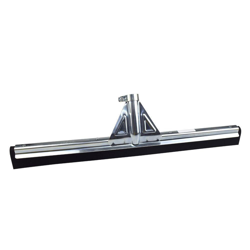 Rodo Em Metal Reforçado Com Borracha Dupla 55cm - Spartan  - COLAR