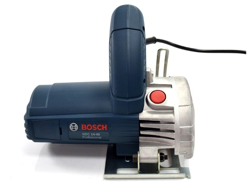 Serra Mármore Bosch GDC 14-40 220V  - COLAR
