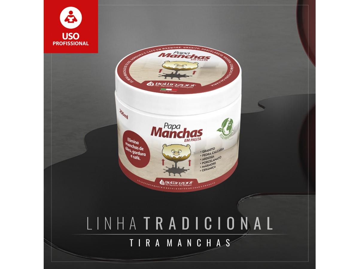 Spote Remover Papa Mancha 250ml - Bellinzoni  - COLAR
