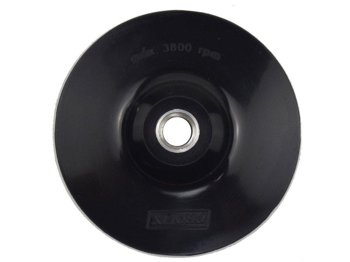 Suporte de Lixa Flexível 4 Polegadas c/ Velcro M14 Profix  - COLAR