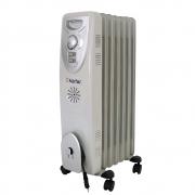 Aquecedor de Ambiente Elétrico a Óleo 1500w Martau Branco - 220V