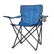 Cadeira de Camping Dobrável IWCDC - Azul