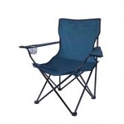 Cadeira de Camping Dobrável IWCDC - Azul Escuro