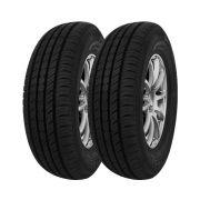 Combo com 2 Pneus 165/70R13 Dunlop SP Touring T1 79T #