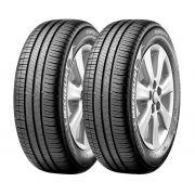 Combo com 2 Pneus 195/60R15 Michelin Energy XM2+ 88V