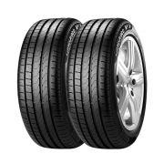 Combo com 2 Pneus 205/60R15 Pirelli Cinturato P7 91H (Original Nova Saveiro)