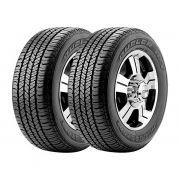 Combo com 2 Pneus 265/60R18 Bridgestone Dueler H/T 684 110H