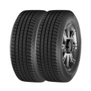 Combo com 2 Pneus 265/65R17 Michelin XLT A/S 112T #