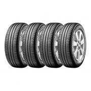 Combo com 4 Pneus 195/60R15 Michelin Energy XM2+ 88V