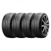 Combo com 4 Pneus 225/45R18 Bridgestone Potenza S001 91Y RUN FLAT