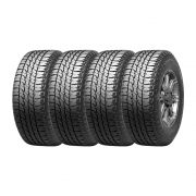 Combo com 4 Pneus 265/65R17 Michelin LTX Force A/T 112H #
