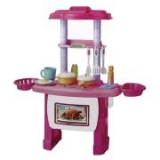 Kit Cozinha Infantil 43 Peças BW091