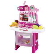 Kit Cozinha Infantil com Música 29 Peças BW034