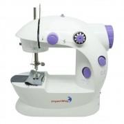 Máquina de Costura Portátil Multifuncional Bivolt IWMC507