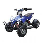 Mini Quadriciclo ATV 49cc Gasolina WVAT002A - Azul