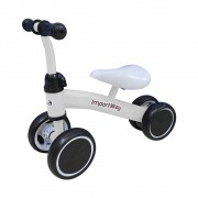 Mini Triciclo Balance Infantil BW107BR - Branco