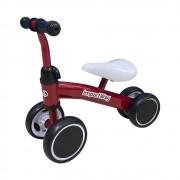 Mini Triciclo Balance Infantil BW107VM - Vermelho