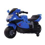 Mini Moto Elétrica Infantil BW044 6V - Azul
