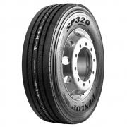 Pneu 215/75R17,5 Dunlop SP320 Liso 126/124M 12 Lonas