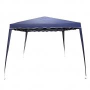 Tenda Gazebo 2,4x2,4m Articulado Importway Azul IWGZA240AZ