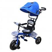 Triciclo Infantil com Capota BW084AZ - Azul
